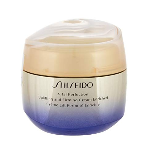 Shiseido Vital Perfection Uplifting & Firming Cream Enriched Gesichtscreme, 75 ml