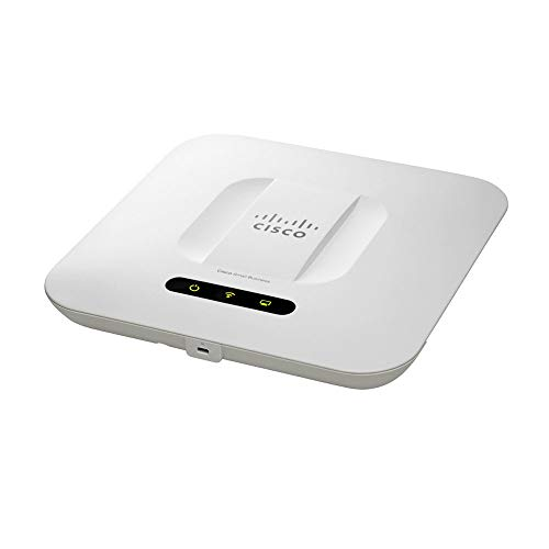 Cisco (WAP561-A-K9) Wireless-N Dual Radio Selectable-Band Access Point with Single Point Setup