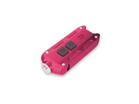 Nitecore Tip Rot Edition 2017 Taschenlampe