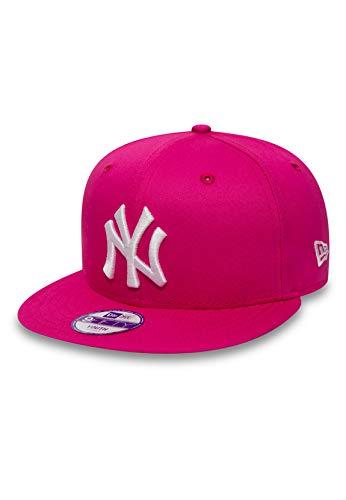 New Era New York Yankees - Kids 9fifty Snapback - Mlb Cotton Block - Pink - Youth