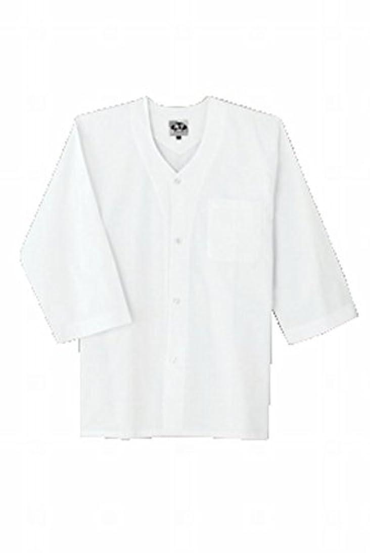 がんばり続ける立法米ドルSOWA(ソーワ) ダボシャツ ホワイト Lサイズ 65011