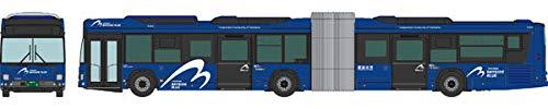ザ・バスコレクション バスコレ 横浜市交通局 YOKOHAMA BAYSIDE BLUE連節バス ジオラマ用品 (メーカー初回受注限定生産)