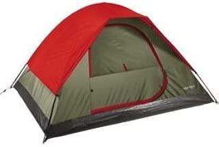 Field & Stream 3 Person Dome Tent (red)