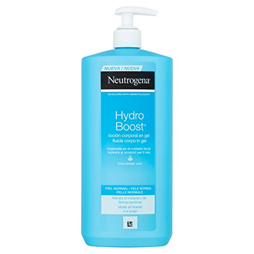 Neutrogena Hydro Boost Body Lotion Gel With Hyauronic Acid 750ml