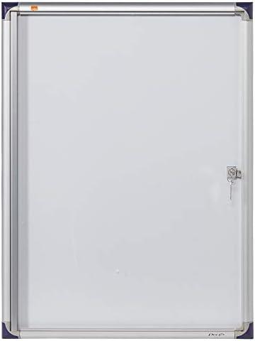 50x35cm UnfadeMemory Pizarra Magnetica Blanco de Pared,Superficie de Acero Lacado
