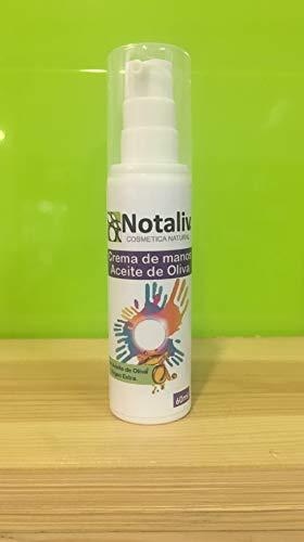 Notaliv Cosmética Natural Crema de manos aove - 60 ml