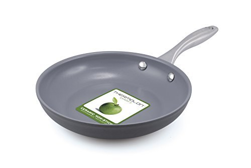 Cookware company GreenPan lima 20,3 cm anodizzato duro padella in ceramica antiaderente by The