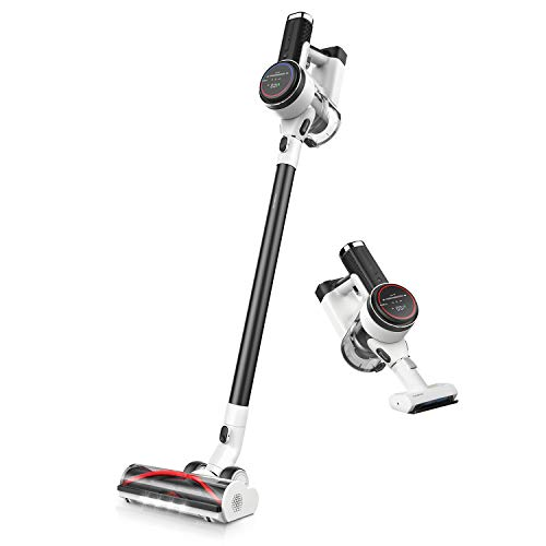 Tineco PureOne S12 EX Smart Cordless Stick Vacuum  $400 at Amazon