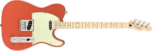 Fender Alternate Reality Guitare électrique ténor Tele en érable Rouge