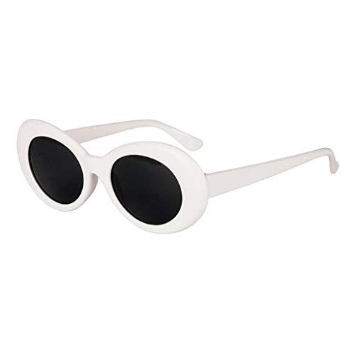 PlayBoi Carti Gafas De Sol Rapero Sombras Gafas Playboy Karti Urban Rap Gafas De Sol Blanco Oval Cool Celebrity Sombras