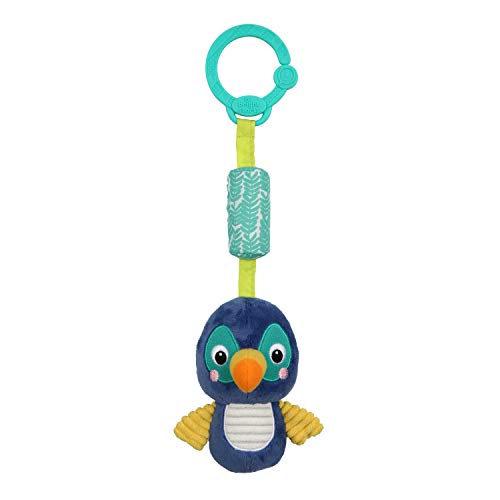 Bright Starts, Jouet Nomade Chime Along Friends - Toucan