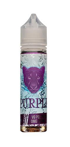Purple Ice Dr. Vapes E-Liquid 78VG/22PG 50ml Vaper Refill Electronic Cigarette, für E Zigaretten/Elektrische Zigarette Shake-and-Vape, KEIN NIKOTIN (Purple ICE (Traube ICE))