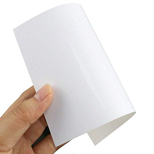 50 FOGLI carta fotografica lucida A4 150 grammi Qualità Premium inkjet compatibile con stampanti Epson Brother HP Canon formato A4 210X297mm …