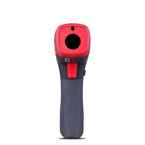 RTYUU Infrarot-Pistolenhandthermometer, Elektromotor Klimaanlage -18 ° C ~ 550 ° C (ohne Batterie)