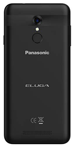 Panasonic Eluga i7 (2GB RAM, 16GB Storage, Finger Print Sensor, 4000mAh Battery) (Black)