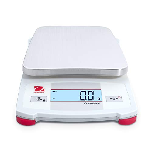 with Stainless Steel Plate Ohaus Specialty Mechanical Triple Beam Balance 0.1g Readability 80000012 610g Capacity