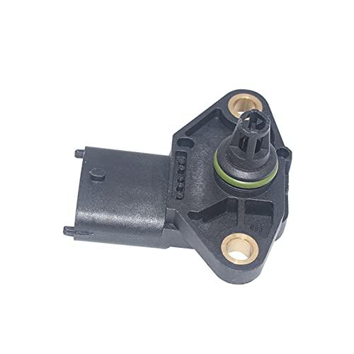 WANGQIANG Sensor de presión Martillo de admisión de Aire Sensor de Mapa de presión Absoluta 0281002655 Ajuste para Hombre Lion S TGA TGL TGX TGS TGM Diesel 1697325 51274210216 Piezas de automóviles