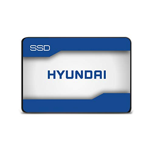 Hyundai Unidad Interna de Estado sólido 2.5″ Serial SATA III – Disco Duro Sólido (120 GB)