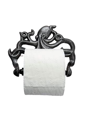 Top 10 best selling list for octopus toilet paper wall holder