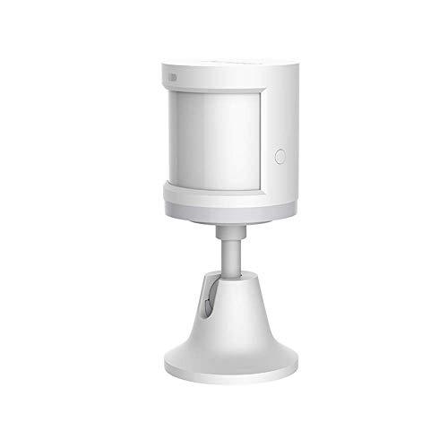 Guangmaoxin für Aqara Motion Sensor, ZigBee Bewegung Verbindung Kompatibel mit Apple Homekit und Mijia App, Aqara Smart Home Wireless Sensor des Menschlichen Körpers