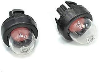Vogueing Tool piezas de reparación de motosierra, bombillas de aceite de carburador, bomba de presión para homólogos Sthil Ryobi Echo McCulloch/4 piezas