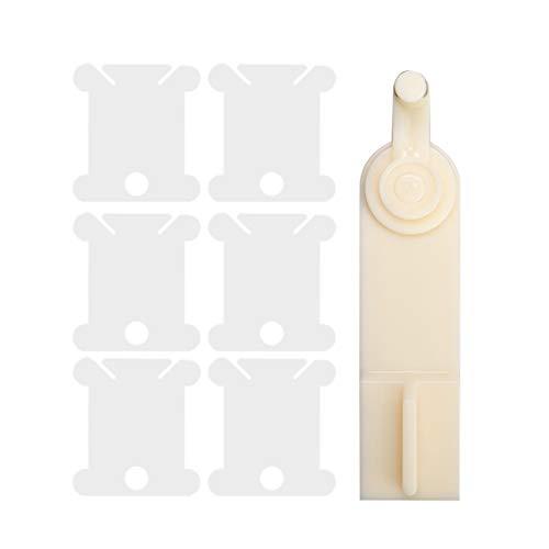 Enrollador de hilo, Enrollador de bobina Enrollador de hilo Enrollador de bola de hilo Enrollador de hilo Hilado operado a mano Hilo de fibra Tejido de punto de lana Enrollador de hilo Hilado manual L