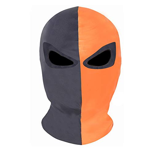 INNTURT Handmade Cosplay Fabric Mask Balaclava Hood Face Double Eyes