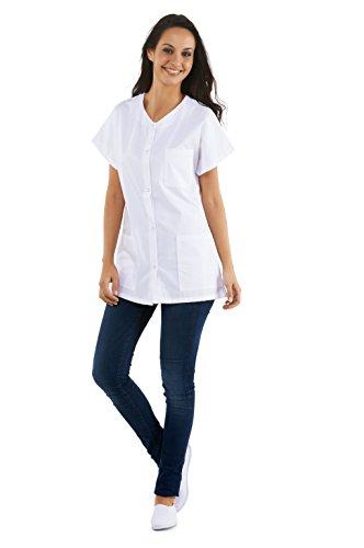 Hydroplanete - Camisas - para mujer blanco blanco