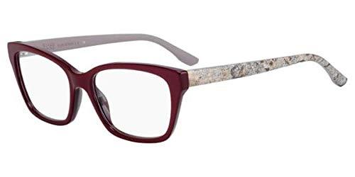 Hugo Boss Boss 0891 1GU 53 Gafas de sol, Gris (Burgundy Grey), Mujer