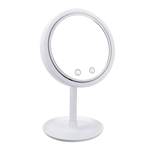 TEET Espejo de maquillaje LED regulable espejo luces kit USB lámpara vanidad bombillas estilo Hollywood maquillaje para mujeres chica señora madre