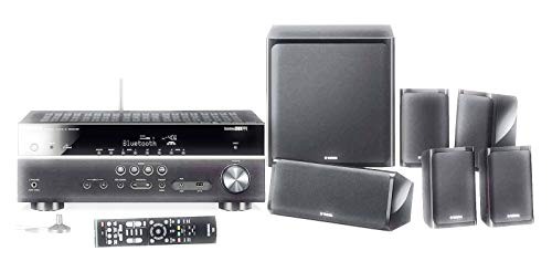 Yamaha YHT-3072-IN 5.1 Home Theatre System (Dolby...