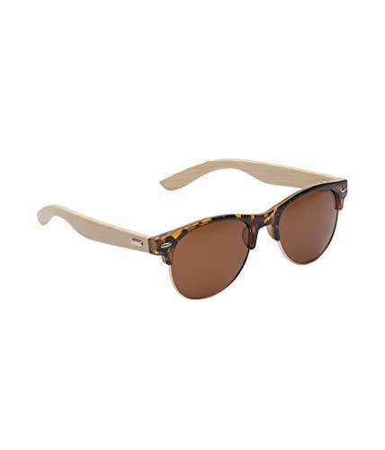 Eyelevel Sunglasses Blake FR.ECAILLES Gafas de Sol, Adultos Unisex, G.Amber (Marrón), Talla Única