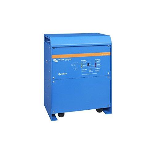 Victron Energy - Inversores/cargadores 4000W 24V 5000VA Victron Energy Quattro 24/5000/120-100/100 - QUA245021010