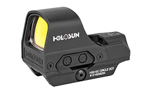 Holosun 2 MOA Dot Holographic Red Dot Sight