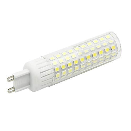 7117 G9 LED Lampadine 8.5W Ultima modello Equivalenti a 100 Watt Bulbo Alogeno, NON-Dimmerabile, Alta luminosità 220V Bianco Freddo 6000K(Confezione da 1) [Classe di efficienza energetica A+]