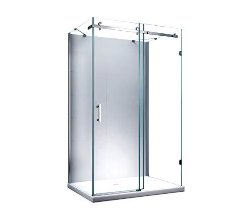 Glass ConCept 24 - U-Duschkabine 100x80cm