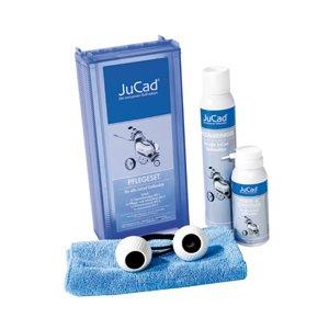 JuCad Golf Trolley Pflegeset für alle JuCad Trolley (Edelstahl, Carbon und Titan)