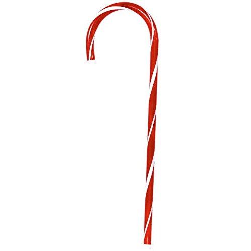 Candycane Christmas Decoration | Plastic