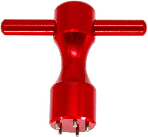 Histar Golf-Gewicht-Schraubenschlüssel für Titleist Scotty Cameron Putter, rot
