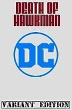 Death of Hawkman #1 Var