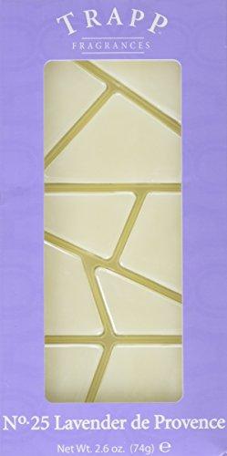 Trapp Candles Home Fragrance Melt, No. 25 Lavender de Provence, 2.6-Ounce