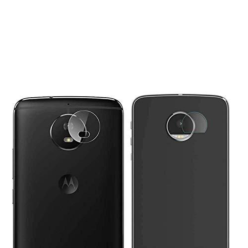 superior ZRL - Protector de Lente de Cristal Templado para Motorola Moto G6 G6 Plus G6Play G5 G5S G5S Plus X4 Moto Z Play Z2 Force Z2 Play Z3 Play