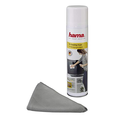 Hama TV-Schaum, 400 ml, inkl. Tuch