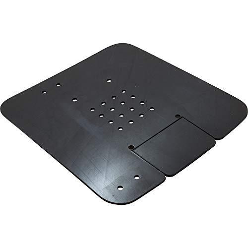 Stabilisatorplatte Little Giant schwarz