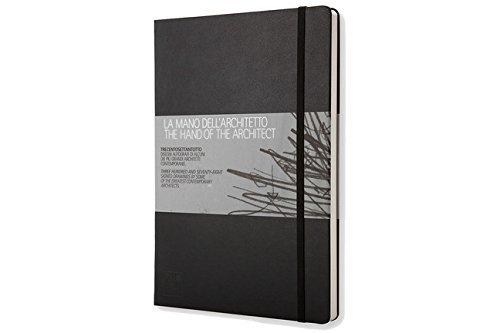 Moleskine The Hand of the Architect/La Mano Dell'Architetto (Design and Architecture Books) by Moleskine (2009-09-02)