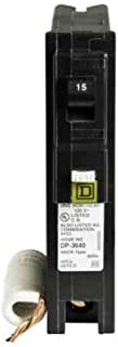 Square D by Schneider Electric HOM115CAFIC Homeline 15 Amp Single-Pole CAFCI Circuit Breaker
