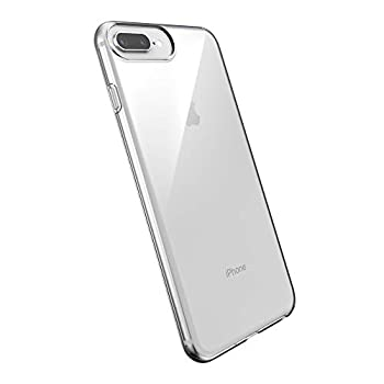 Speck Slim Clear iPhone 8+/iPhone 7+/iPhone 6S+ Case Single Layer Clear