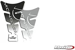 Color Plata y Transparente Puig 4220P Protector de deposito