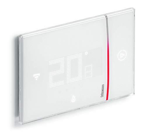 termostato wifi muro Bticino Termostato WiFi intelligente Smarther2 with Netatmo SXW8002