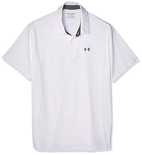 Under Armour Golf Polo und T-Shirt UA Playoff - Camisa de golf para hombre, color trg/gph, talla 2XL